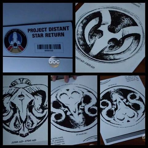 File:Project Distant Star Return's Logo Evolution HYDRA-Agents of SHIELD.jpg