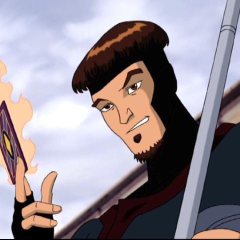 Remy LeBeau (X-Men Evo...