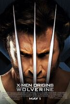 X-Men Origins- Wolverine Poster