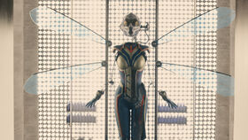 Wasp suit official