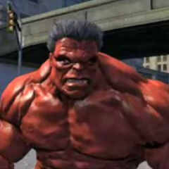 Red Hulk (exclusive to Gamestop retailers on Xbox 360 version)