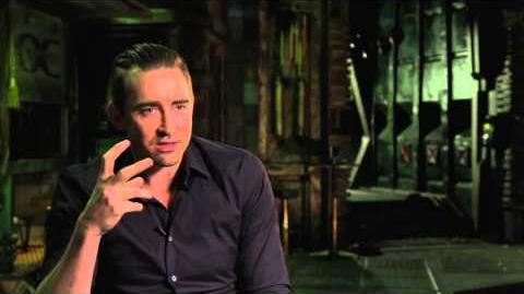 Marvel's Guardians of the Galaxy Lee Pace Behind the Scenes Movie Interview