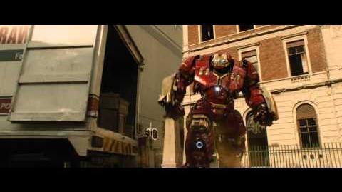 "Marvel's ""Avengers Age of Ultron"" - Hulkbuster - Clip 4-0"