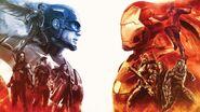Captain America Civil War Art