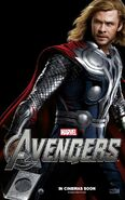 TheAvengers Thor Poster