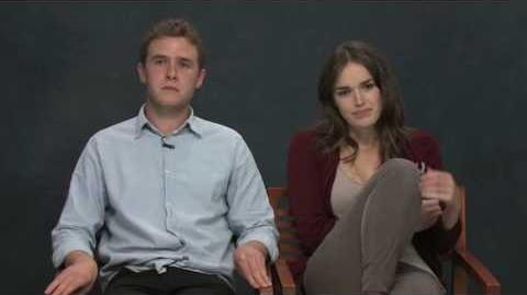 FitzSimmons' Screentest - Marvel's Agents of S.H.I.E.L.D.