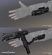 Josh Nizzi Falcon Concept Art V