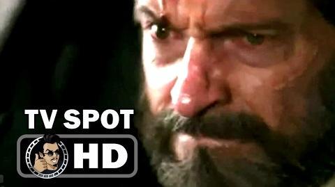 LOGAN TV Spot 6 - Save One (2017) Hugh Jackman Wolverine Movie HD