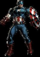 Captain America Portrait Art-TWS