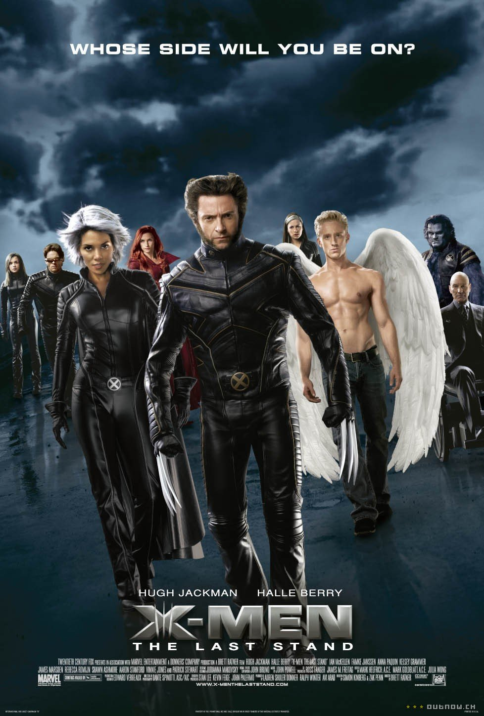 The Last Stand poster1  X-Men  X Men 1 Poster