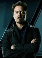 Tony Stark A RDJ