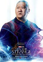 Doctor Strange Latin Posters 01