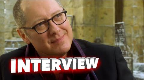 "Marvel's Avengers Age of Ultron James Spader ""Ultron"" Interview"