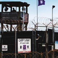 <b>2001: GUANTANAMO BAY MUTANT DETENTION CENTER.</b> <br /> <i>Trask Industries is integral in the construction and secret management of Guantanamo Bay detention center.</i> <br /> The U.S. Government contracts Trask Industries to build <a href=