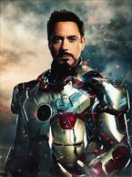 Textless Iron Man 3 Empire Cover