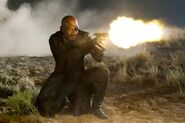 Nick Fury shooting