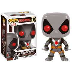 X-Force Deadpool with two swords