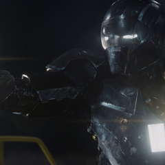 Shotgun armor.