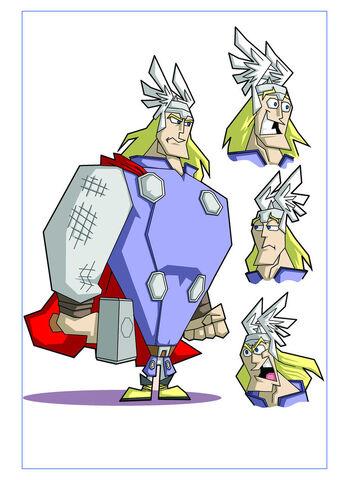 File:Cartoon thor by madatom-d36584e.jpg