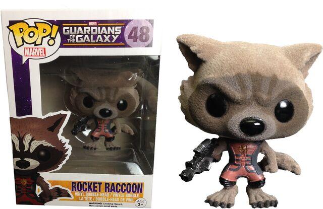 File:Pop Vinyl Guardians of the Galaxy - Ravager Rocket Raccoon flocked.jpg