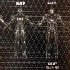 Mark XIII to Mark XVI.