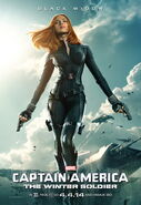 TWS Black Widow Poster