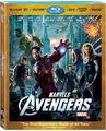 TheAvengers 3D-Blu-Ray combo