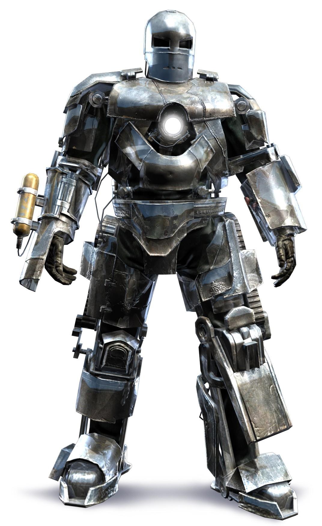 Iron man armor mark i marvel movies fandom powered - Iron man 1 images ...