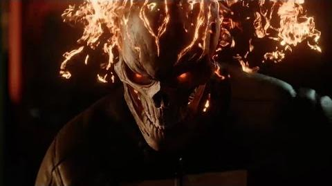 Talking Ghost Rider - Marvel's Agents of S.H.I.E.L.D.