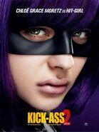 Hit-Girl KA2 poster