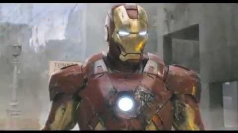 THE AVENGERS - Extended 'Iron Man' TV Spot (SD)