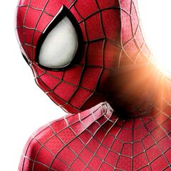 Spider-Man's new costume.