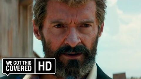 """Logan """"Foot Claw"""" TV Spot HD Hugh Jackman, Patrick Stewart, Boyd Holbrook"""