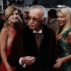 Hugh Hefner in <i><a href=