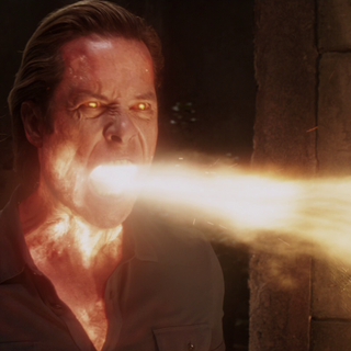 Aldrich Killian had the ability to breathe fire
