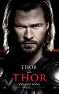 Thor movie poster1