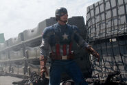 Captain America WS