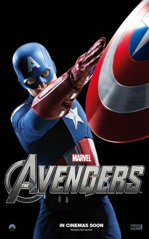 File:The Avengers Steve Rogers Poster.jpg