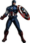 Avengers CaptainAmerica promoart