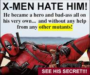 Deadpool ad promo