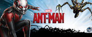 Ant-Man Film Promo Art