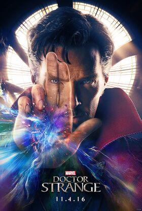 Calendario: Doctor Strange - Novembre 2016