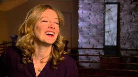 "Ant-Man ""Maggie"" Official Movie Interview - Judy Greer"
