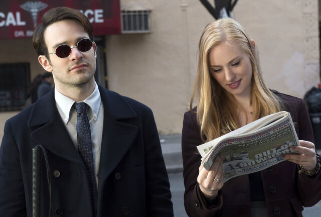 File:Matt Murdock and Karen Page.jpg
