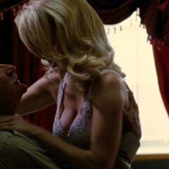 Emma seducing a Russian.
