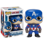 Pop Vinyl Civil War - Captain America
