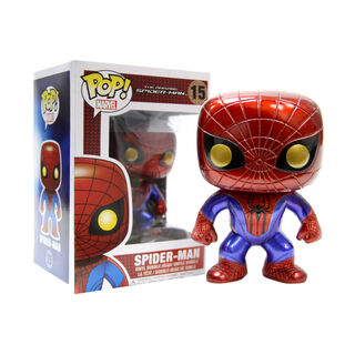 Spider-Man metallic variant