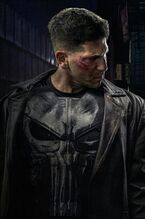 Punisher and Skull