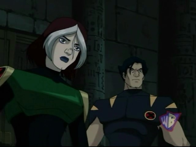 File:Rogue and Wolverine (X-Men Evolution).jpg