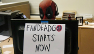 Deadpool Fandango Take Over